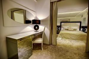 Luxury Hotel Amabilis, Отели  Сельце - big - 85