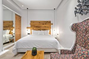 Portes Suites & Villas Mykonos, Aparthotely  Glastros - big - 30