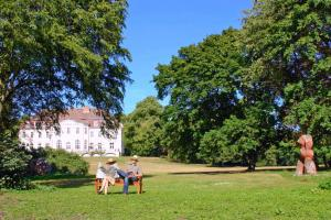 Schloss Zinzow - Grischow