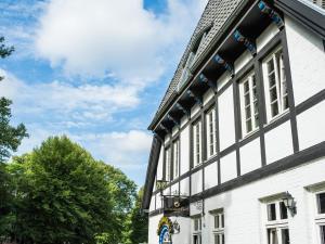 3 hvězdičkový hotel Hotel Waldesruh Am See Aumühle Německo