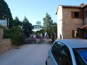 Colleverde Country House, Hotels  Urbino - big - 129