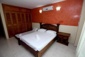 Hotel Casa El Mangle, Vendégházak  Cartagena de Indias - big - 59