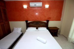 Hotel Casa El Mangle, Vendégházak  Cartagena de Indias - big - 58