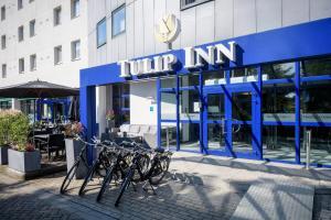 Tulip Inn Antwerpen, Hotely  Antverpy - big - 28