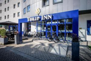 Tulip Inn Antwerpen, Hotely  Antverpy - big - 37