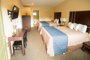 Aura Soma Lava, Hotely  Lava Hot Springs - big - 158