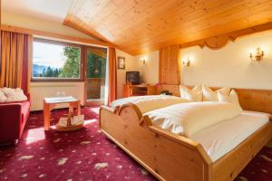 Hotel Hubertushof - Ihr Hotel mit Herz, Hotely  Leutasch - big - 41