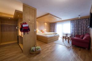 Hotel Hubertushof - Ihr Hotel mit Herz, Hotely  Leutasch - big - 9