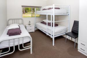 Bright Freeburgh Caravan Park, Комплексы для отдыха с коттеджами/бунгало  Брайт - big - 79