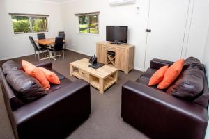 Bright Freeburgh Caravan Park, Комплексы для отдыха с коттеджами/бунгало  Брайт - big - 85