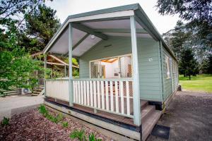 Bright Freeburgh Caravan Park, Комплексы для отдыха с коттеджами/бунгало  Брайт - big - 32