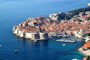 Twin Room Dubrovnik 9071a, Гостевые дома  Дубровник - big - 7