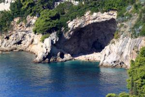 Twin Room Dubrovnik 9071a, Гостевые дома  Дубровник - big - 8