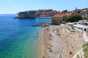Twin Room Dubrovnik 9071a, Гостевые дома  Дубровник - big - 10