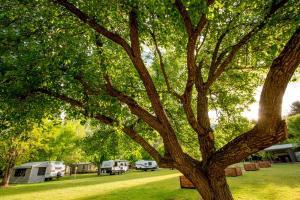 Bright Freeburgh Caravan Park, Комплексы для отдыха с коттеджами/бунгало  Брайт - big - 35