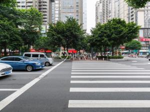 Zhujiangxincheng Advanced Apartment, Apartments  Guangzhou - big - 5
