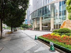 Zhujiangxincheng Advanced Apartment, Apartmanok  Kuangcsou - big - 6