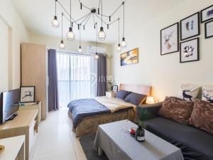 Zhujiangxincheng Advanced Apartment, Apartmanok  Kuangcsou - big - 8