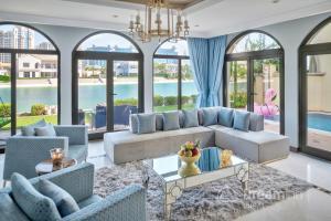 Dream Inn Dubai - Luxury Palm Beach Villa - Dubai