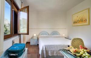 Standard Doppel- oder Zweibettzimmer mit Meerblick