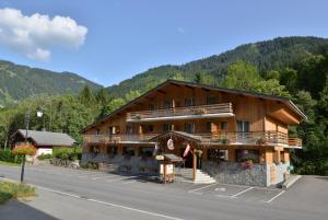 Auberge de la Dranse - Hotel - Châtel