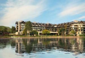 Entourage sur-le-Lac - Hotel - Lac-Beauport