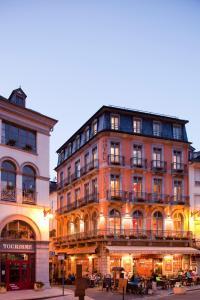 Location gîte, chambres d'hotes Hôtel Le Bois Joli dans le département Hautes Pyrénées 65