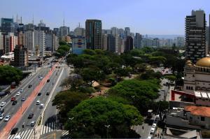 Mercure São Paulo Paraíso, Hotels  São Paulo - big - 41