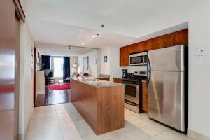 Saint François Xavier Serviced Apartments by Hometrotting, Appartamenti  Montréal - big - 52