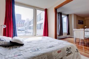 Saint François Xavier Serviced Apartments by Hometrotting, Appartamenti  Montréal - big - 9