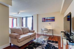 Saint François Xavier Serviced Apartments by Hometrotting, Appartamenti  Montréal - big - 16