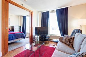 Saint François Xavier Serviced Apartments by Hometrotting, Appartamenti  Montréal - big - 17