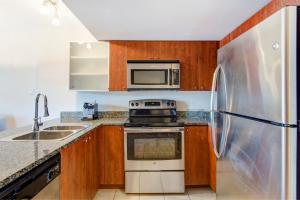 Saint François Xavier Serviced Apartments by Hometrotting, Appartamenti  Montréal - big - 38