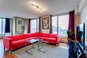 Saint François Xavier Serviced Apartments by Hometrotting, Appartamenti  Montréal - big - 55