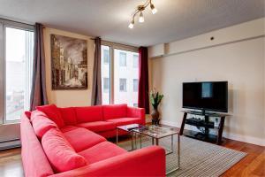 Saint François Xavier Serviced Apartments by Hometrotting, Appartamenti  Montréal - big - 56