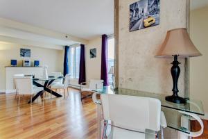 Saint François Xavier Serviced Apartments by Hometrotting, Appartamenti  Montréal - big - 58