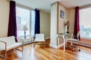 Saint François Xavier Serviced Apartments by Hometrotting, Appartamenti  Montréal - big - 59
