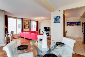 Saint François Xavier Serviced Apartments by Hometrotting, Appartamenti  Montréal - big - 61