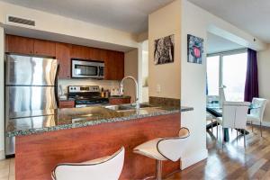 Saint François Xavier Serviced Apartments by Hometrotting, Appartamenti  Montréal - big - 64