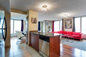 Saint François Xavier Serviced Apartments by Hometrotting, Appartamenti  Montréal - big - 68