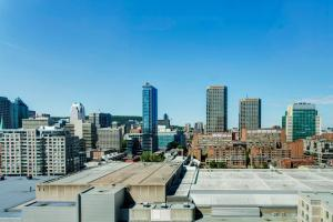 Saint François Xavier Serviced Apartments by Hometrotting, Apartments  Montréal - big - 128