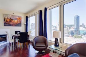 Saint François Xavier Serviced Apartments by Hometrotting, Apartments  Montréal - big - 130