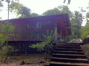 Cabaña Cascada Hollin, Horské chaty  Jondachi - big - 9