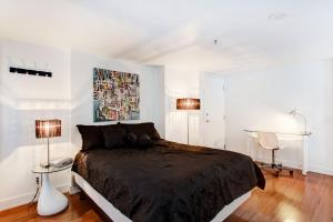 Palais-des-Congrès Furnished Apartments by Hometrotting, Apartmány  Montreal - big - 192
