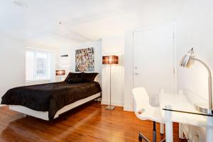 Palais-des-Congrès Furnished Apartments by Hometrotting, Apartmány  Montreal - big - 193