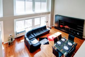 Palais-des-Congrès Furnished Apartments by Hometrotting, Apartmány  Montreal - big - 167