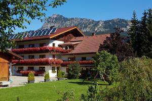 3 hvězdičkový penzion Apart & Pension Wassermann Tannheim Rakousko