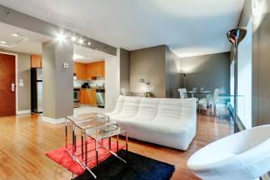 Palais-des-Congrès Furnished Apartments by Hometrotting, Apartmány  Montreal - big - 81