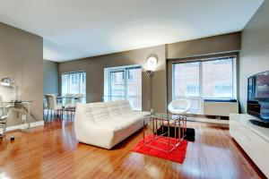 Palais-des-Congrès Furnished Apartments by Hometrotting, Apartmány  Montreal - big - 21