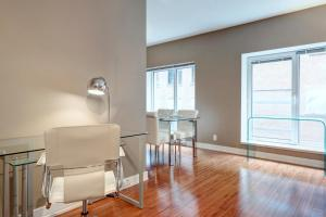 Palais-des-Congrès Furnished Apartments by Hometrotting, Apartmány  Montreal - big - 137